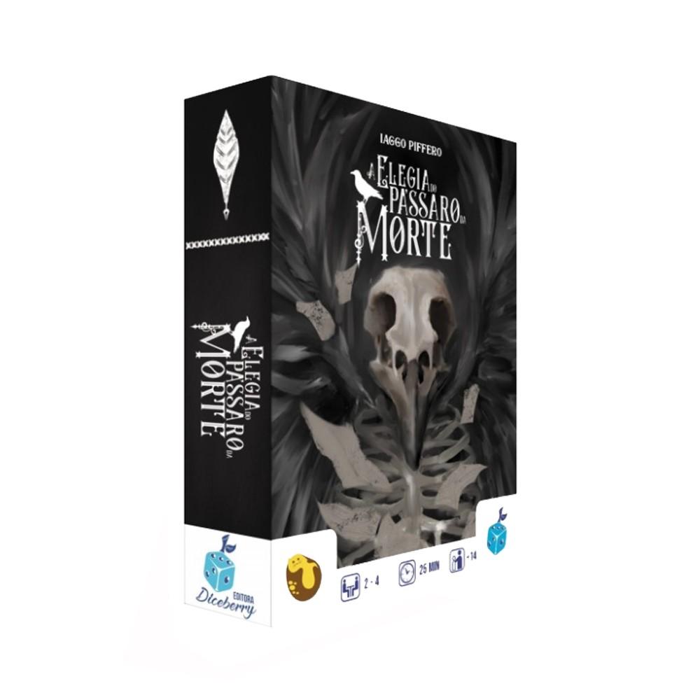 A Elegia do Passaro da Morte Micro Jogo de Cartas Potato Cat PC-011  - Place Games