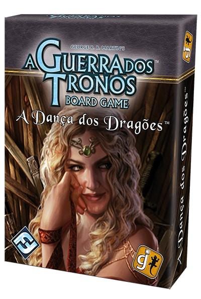 A Guerra dos Tronos A Dança dos Dragões Expansão Galapagos GTB002  - Place Games