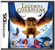 A Lenda dos Guardiões Nintendo DS Original Lacrado  - Place Games