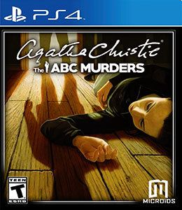 Agatha Christie The ABC Murders Playstation 4 Original Usado  - Place Games