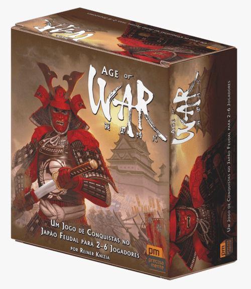 Age of War Jogo de Cartas Precisamente AOE01  - Place Games
