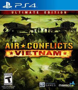 Air Conflicts Vietnam Playstation 4 Original Usado  - Place Games