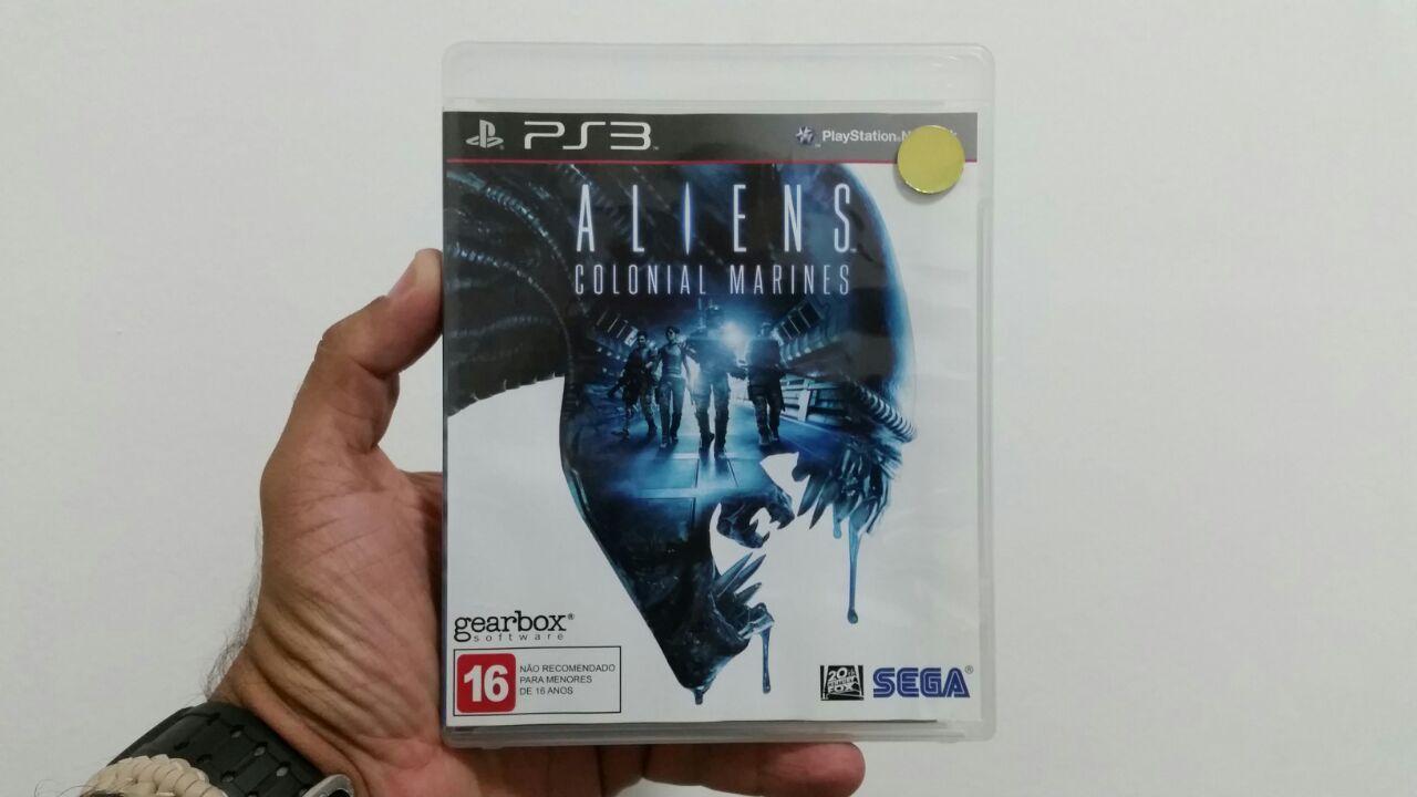 Aliens Colonial Marines Playstation 3 Original Usado  - Place Games