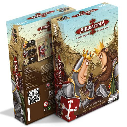 Aljubarrota A Batalha Real Card Game Sherlock SHEALJ001  - Place Games