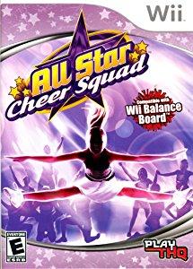 All Star Cheer Squad Wii Usado Original  - Place Games