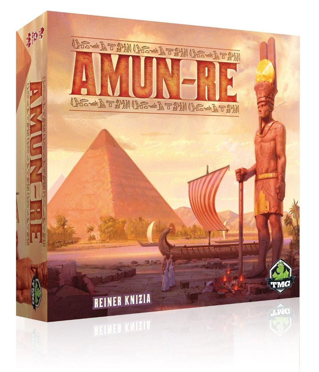 Amun-Re Jogo de Tabuleiro Conclave  - Place Games