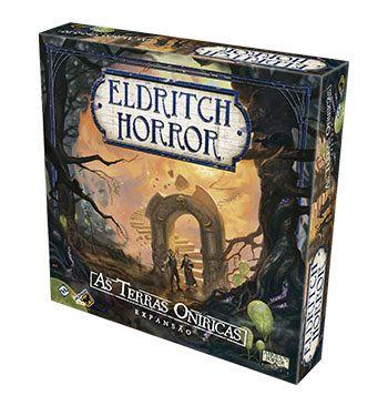 Eldritch Horror Expansão As Terras Oniricas Galapagos EHR007  - Place Games