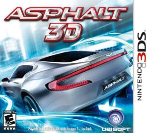 Asphalt 3DS Original Usado  - Place Games