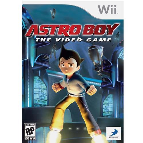 Astro Boy The Videogame Nintendo Wii Original Usado  - Place Games