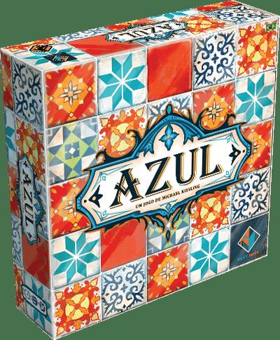 Azul Jogo de Tabuleiro Galapagos AZU001  - Place Games
