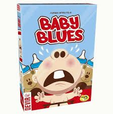 Baby Blues Jogo de Cartas Devir BGBABY  - Place Games