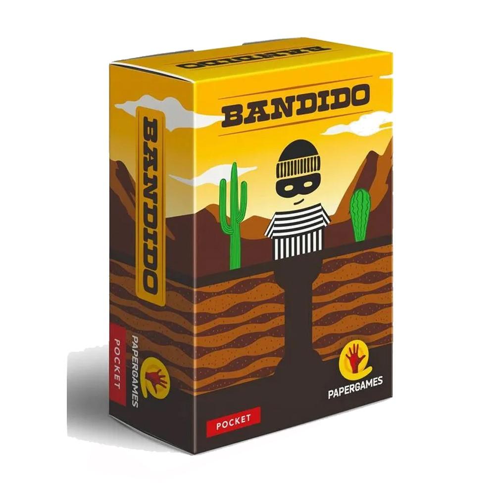 Bandido Jogo de Cartas PaperGames J031  - Place Games