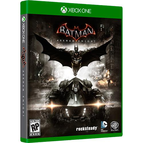Batman Arkham Knight Xbox One Original Usado  - Place Games