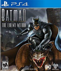 Batman The Enemy Within TTG Playstation 4 Original Usado  - Place Games