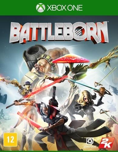 Battle Born Xbox One Original Usado  - Place Games