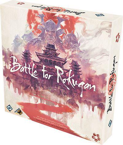 Battle for Rokugan Jogo de Tabuleiro Galapagos L5B001  - Place Games