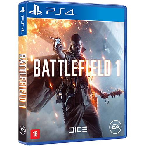 Battlefield 1 Playstation 4 Original Usado  - Place Games