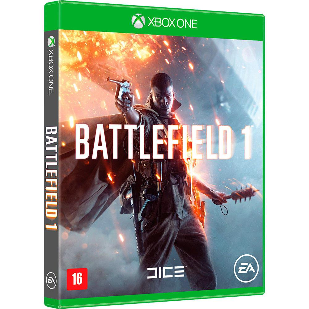 Battlefield 1 Xbox One Original Lacrado  - Place Games