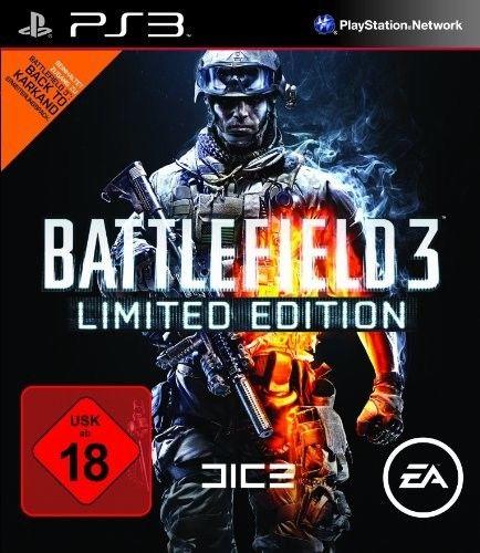 Battlefield 3 Limited Edition Playstation 3 Original Usado  - Place Games
