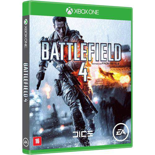Battlefield 4 XBOX ONE Original Usado  - Place Games