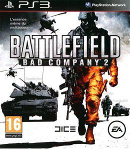 Battlefield Bad Company 2 Playstation 3 Original Lacrado  - Place Games