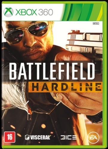 Battlefield Hardline Xbox 360 Original Lacrado  - Place Games