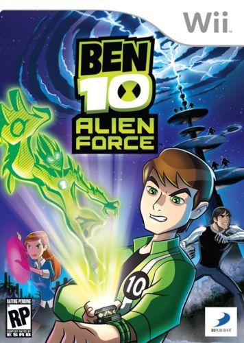 Ben 10 - Alien Force Wii Usado Original  - Place Games