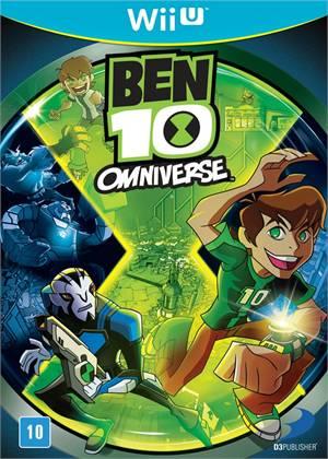 Ben 10 - Omniverse Wii-U Original Usado  - Place Games