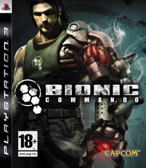 Bionic Commando Playstation 3 Original Usado  - Place Games