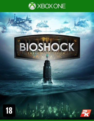 Bioshock The Collection Xbox One Original Usado  - Place Games