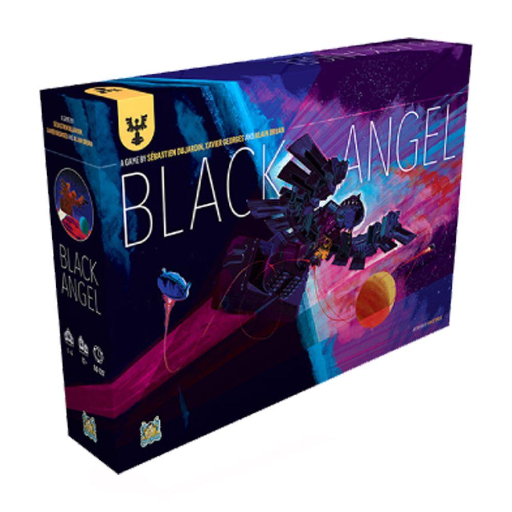 Black Angel Jogo de Tabuleiro Galapagos BKA001  - Place Games