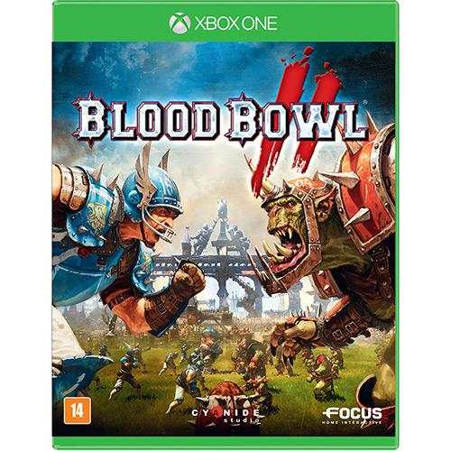 Blood Bowl 2 Xbox One Original Lacrado  - Place Games