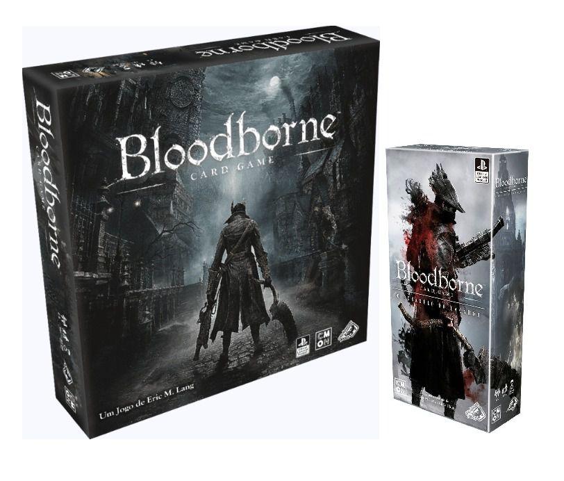 Bloodborne + Expansão Pesadelo do Caçador Galapagos  - Place Games