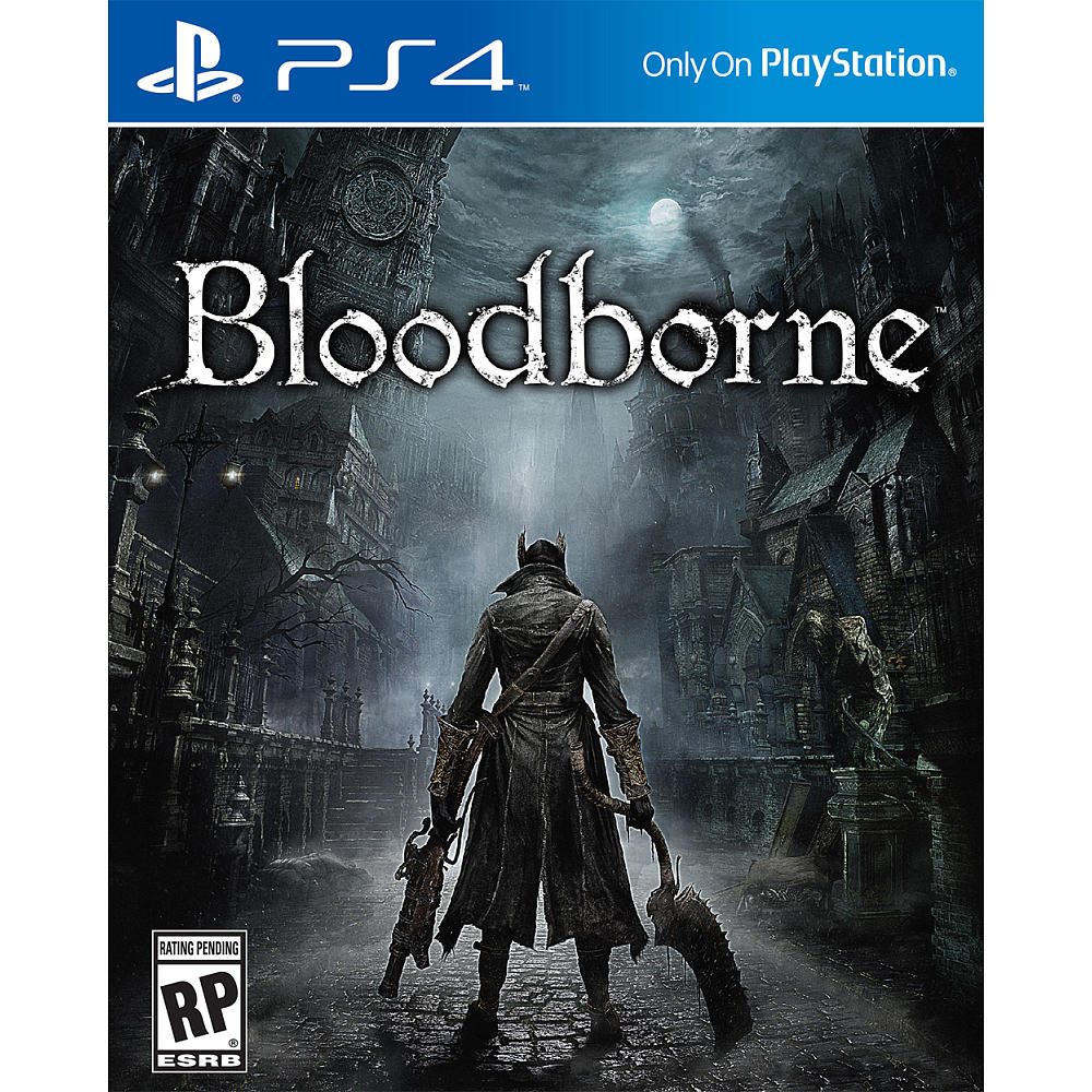 Bloodborne Playstation 4 Original Usado  - Place Games