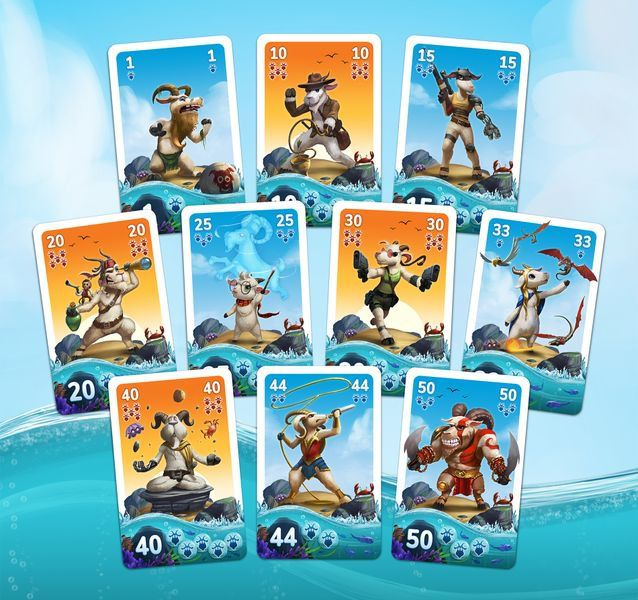 Bode of War Jogo de Cartas Imagine Jogos  - Place Games