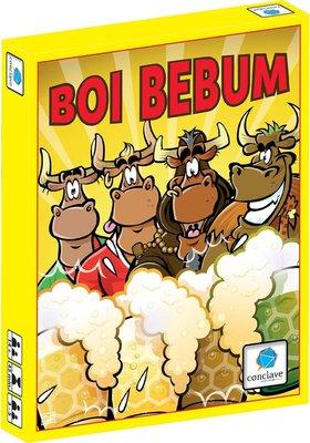 Boi Bebum Jogo de Cartas Conclave  - Place Games