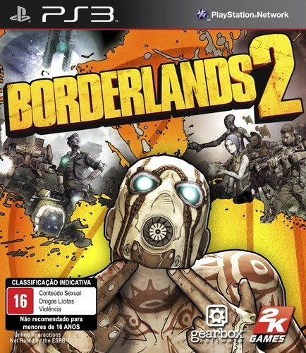 Borderlands 2 Playstation 3 Original Usado  - Place Games