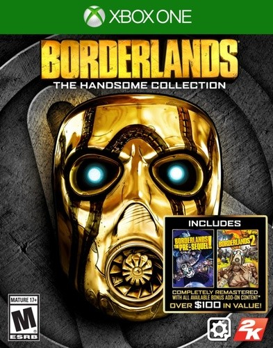 Borderlands The Handsome Collection Xbox One Original Usado  - Place Games