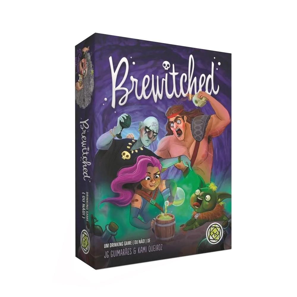 Brewitched Jogo de Cartas Mandala GRK007  - Place Games