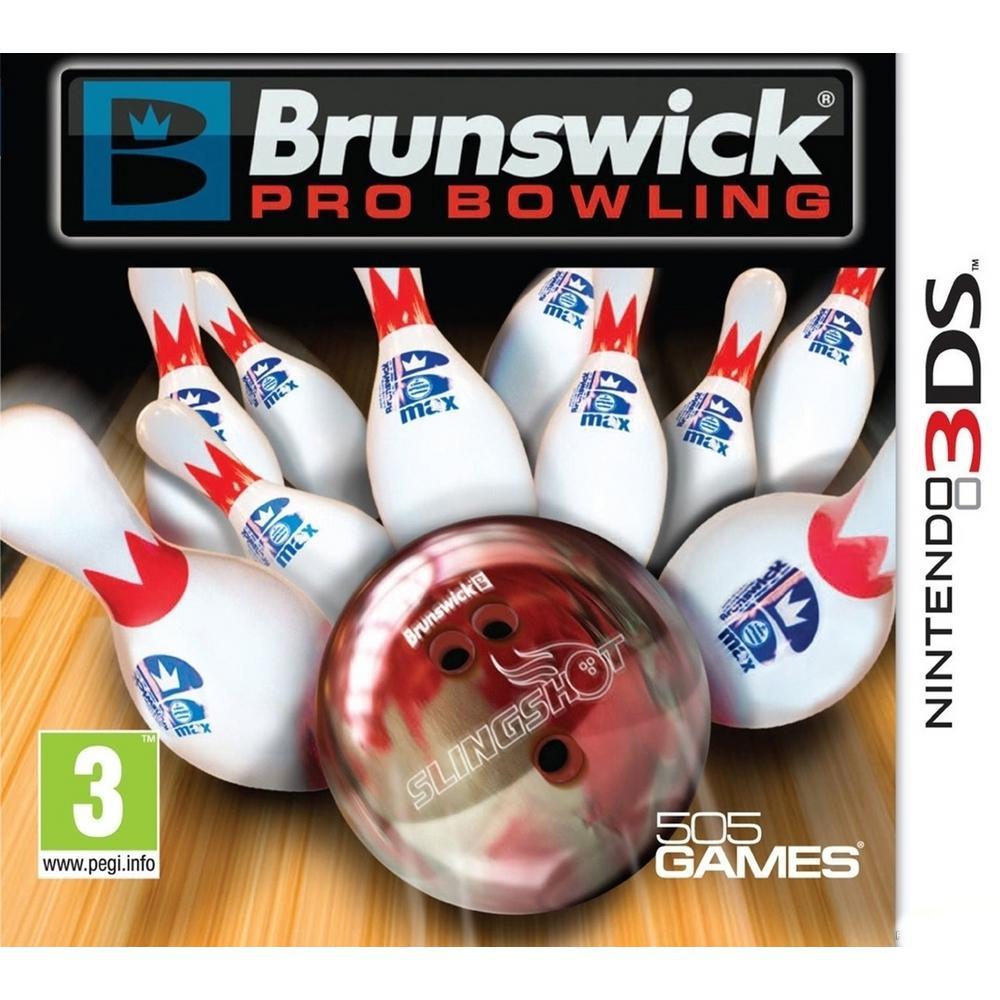 Brunswick - Pro Bowling 3DS Original Usado  - Place Games