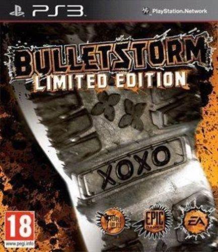 Bulletstorm Limited Edition Playstation 3 Original Usado  - Place Games