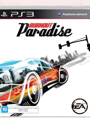 Burnout Paradise Playstation 3 Original Usado  - Place Games