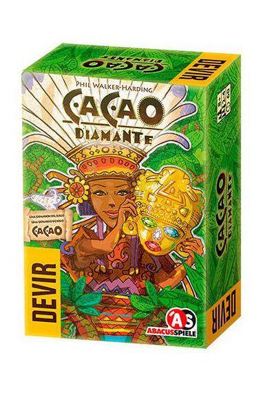 Cacao Expansão Diamante Jogo de Tabuleiro Devir BGCACD  - Place Games