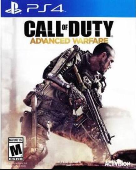 Call of Duty - Advanced Warfare Playstation 4 Original Usado  - Place Games