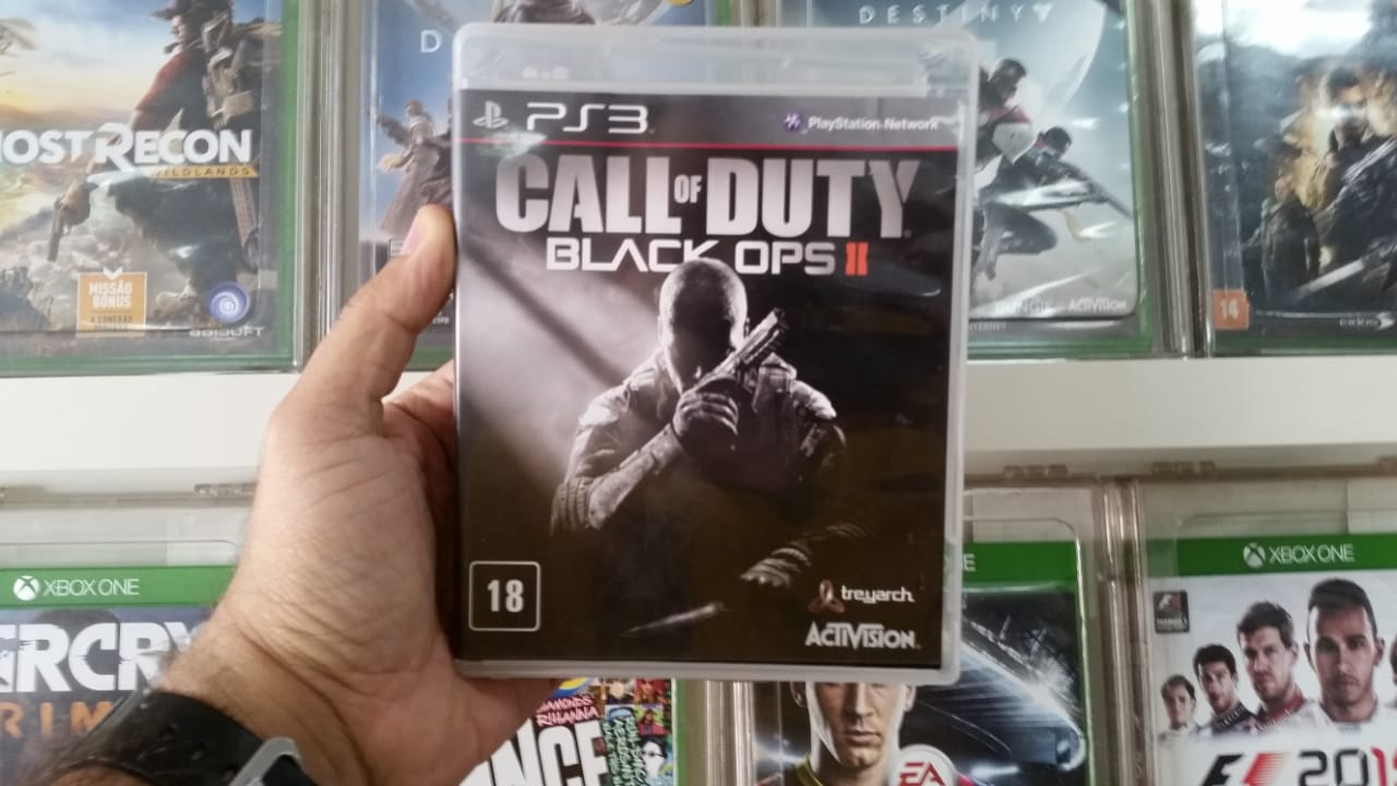 Call of Duty Black Ops 2 Playstation 3 Original Usado  - Place Games