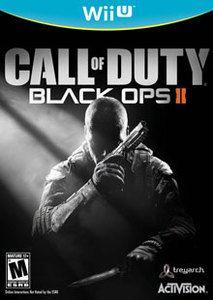 Call of Duty Black Ops 2 Wii-U Original Usado  - Place Games