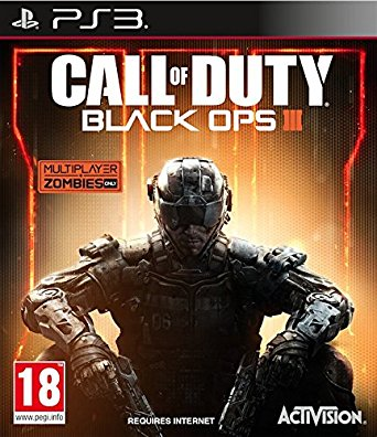 Call of Duty Black Ops 3 Playstation 3 Original Usado  - Place Games