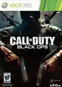 Call of Duty Black Ops XBOX 360 Original Usado  - Place Games