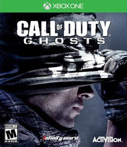 Call of Duty Ghosts XBOX ONE Usado  - Place Games