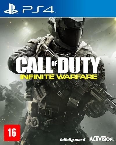 Call of Duty Infinite Warfare PS4 Lacrado  - Place Games